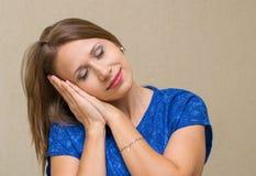 Healthy sleep Stock Photography