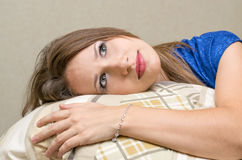 Healthy sleep Royalty Free Stock Photography