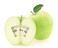 Healthy slimming diet Stock Images