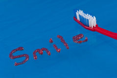 Healthy Smile Stock Photo