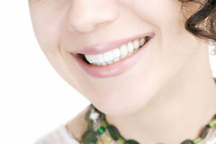 Healthy smile Royalty Free Stock Photos