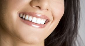 Healthy smile Stock Photos
