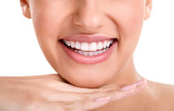 Healthy smile Royalty Free Stock Photo