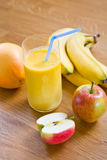 A healthy smoothie Royalty Free Stock Images