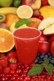Healthy Smoothie Royalty Free Stock Image