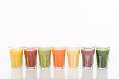 Healthy smoothie Royalty Free Stock Images