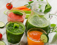 Healthy  smoothie Royalty Free Stock Photos