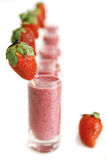 Healthy smoothies royalty free stock photography