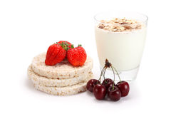 Healthy snack Stock Images
