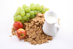 Healthy snack Royalty Free Stock Image