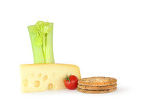 Healthy Snack Royalty Free Stock Photos