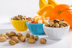 Healthy snack Royalty Free Stock Images