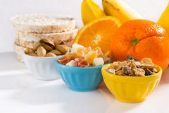 Healthy snack Royalty Free Stock Photo