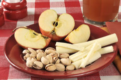 Healthy Snack Royalty Free Stock Photography