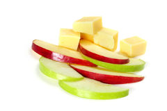 Healthy Snacking Royalty Free Stock Photography
