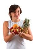 Healthy snacks Stock Image