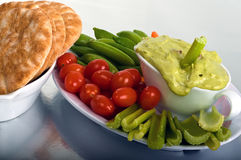 Healthy Snacks Stock Image