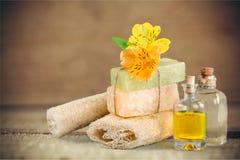 Healthy spa Stock Photos
