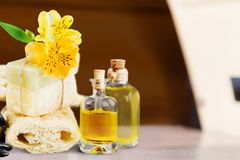 Healthy spa Royalty Free Stock Images
