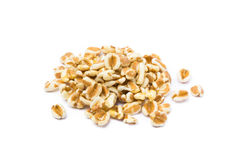 Healthy spelled popcorn Stock Photography
