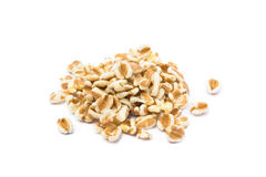 Healthy spelled popcorn Royalty Free Stock Images
