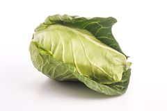 Healthy Spring Cabbage Stock Images