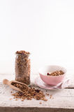 Healthy Start to the Day Royalty Free Stock Image