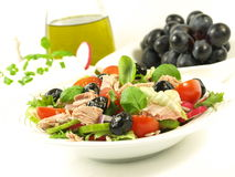 Healthy style low-fat breakfast Stock Photography