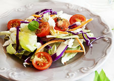 Healthy Summer Salad Royalty Free Stock Image