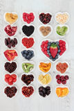 Healthy Super Fruit Royalty Free Stock Photography