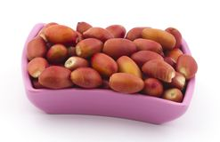 Red Dates. Healthy sweet fruits red dates Royalty Free Stock Photos