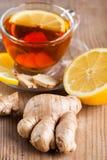 Healthy tea cup Stock Image