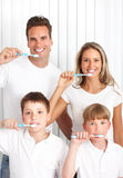 Healthy teeth Stock Photos