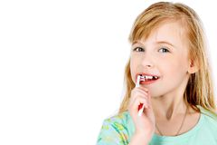 Healthy teeth Royalty Free Stock Photo