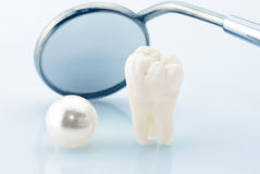 Healthy teeth concept Royalty Free Stock Photography