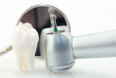 Healthy teeth concept Stock Images