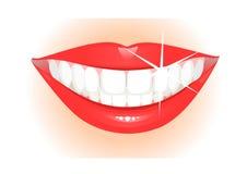Healthy teeth Royalty Free Stock Image
