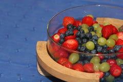 Healthy temptation Royalty Free Stock Photo