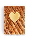 Healthy toast Royalty Free Stock Photo