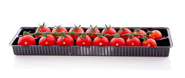 Healthy truss tomato Stock Images