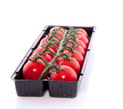 Healthy truss tomato Royalty Free Stock Images