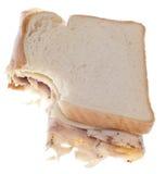 Healthy Turkey Sandwich Stock Images