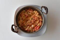 Healthy turkish breakfast Stock Photography