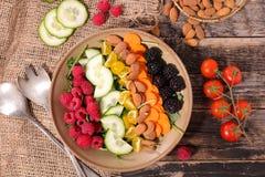 Healthy vegan salad Stock Photos