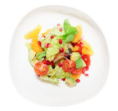 Healthy vegetable appetizer Royalty Free Stock Photos