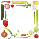 Healthy Vegetable Choice Stock Photos