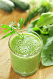 Healthy vegetable drink. Healthy drink, vegetable juice, studio shot Royalty Free Stock Photography