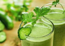 Healthy vegetable drink Royalty Free Stock Photography