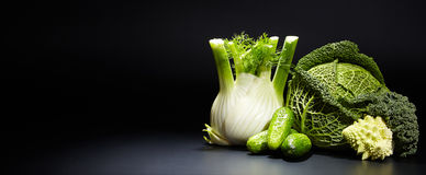 Healthy vegetable for refreshment and as an antioxidant Royalty Free Stock Image