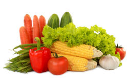 Healthy vegetables Stock Photos